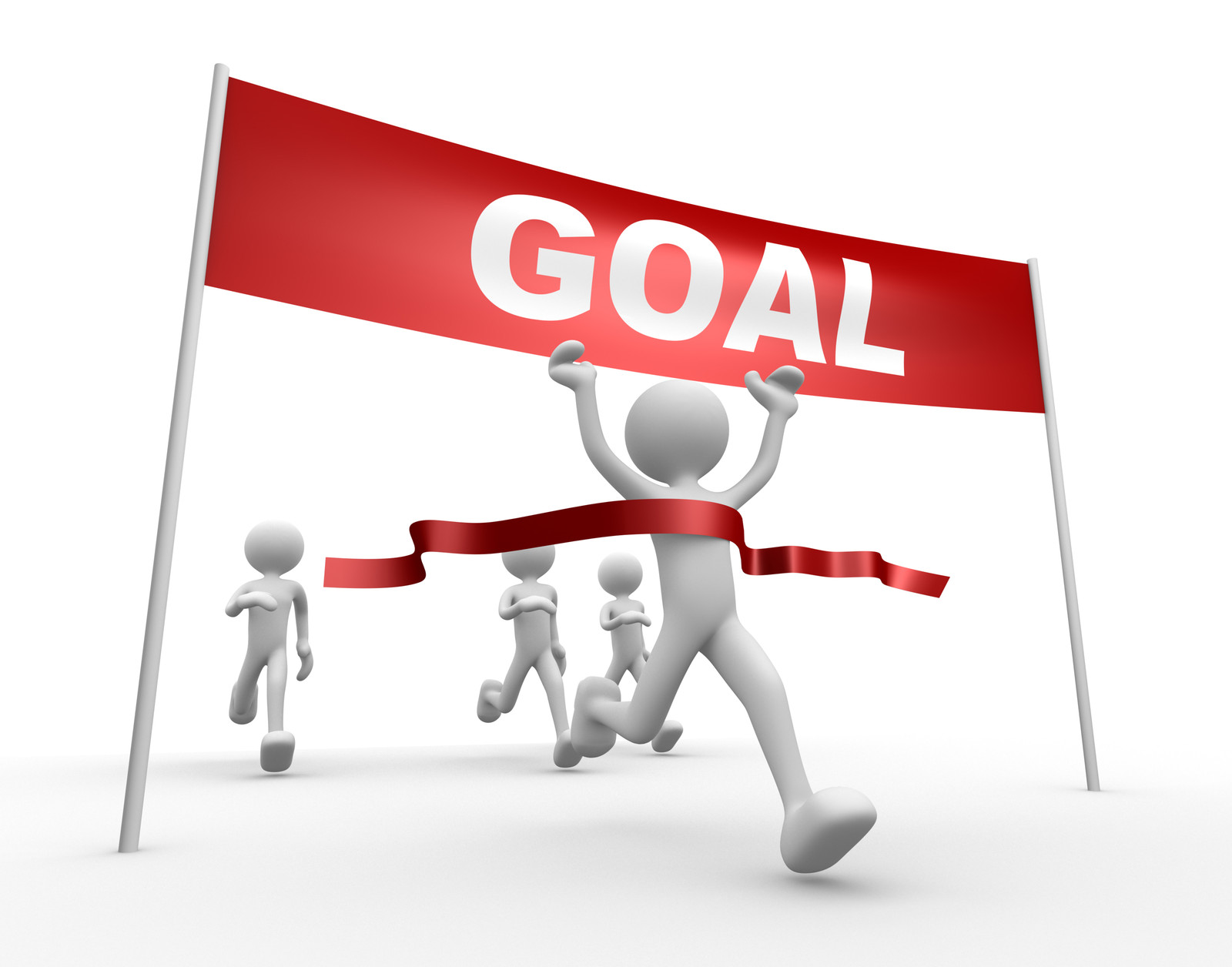 hight resolution of meeting goals clipart