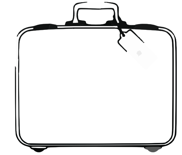 Free Luggage Cliparts, Download Free Clip Art, Free Clip