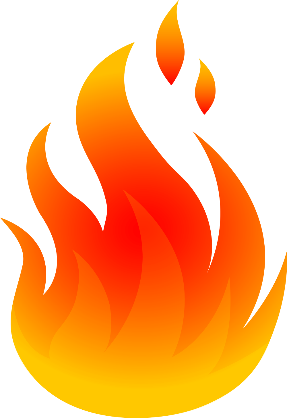 medium resolution of fire flames clipart free clipart image