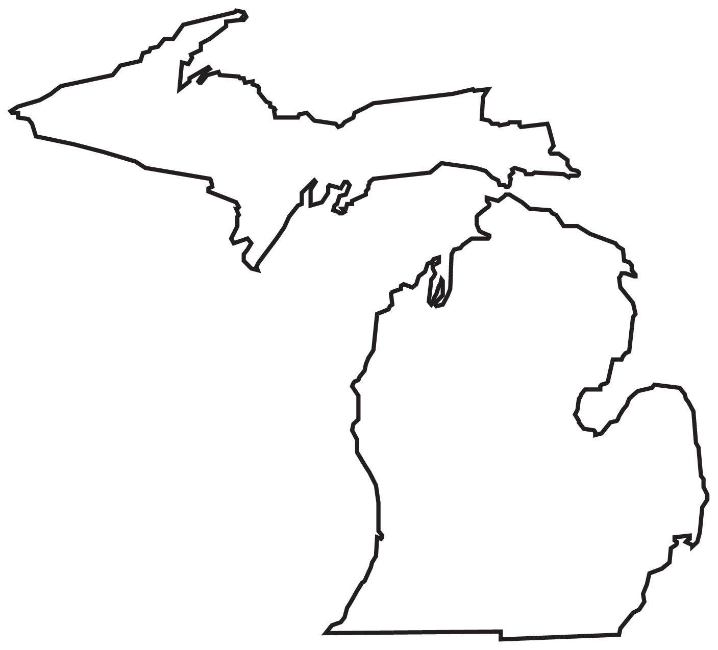Free Michigan Cliparts Download Free Clip Art Free Clip