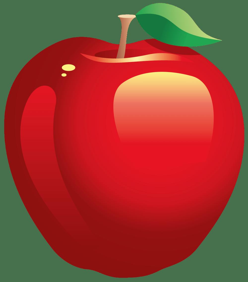 medium resolution of apple pic