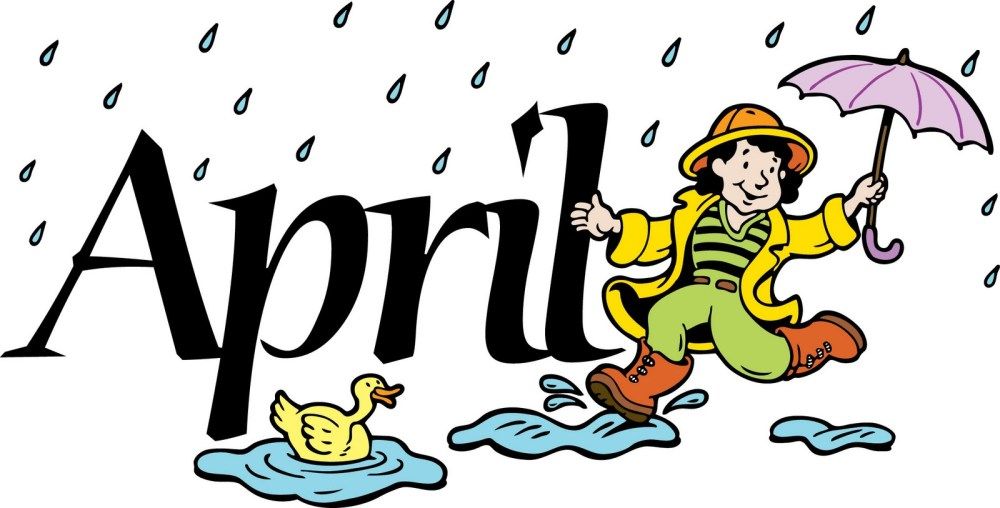 medium resolution of free month of april clip art clipart image
