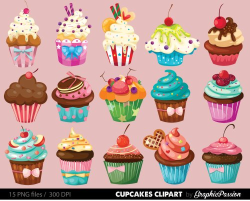 small resolution of popular items for dessert clipart