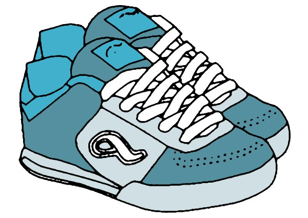 free shoes cliparts