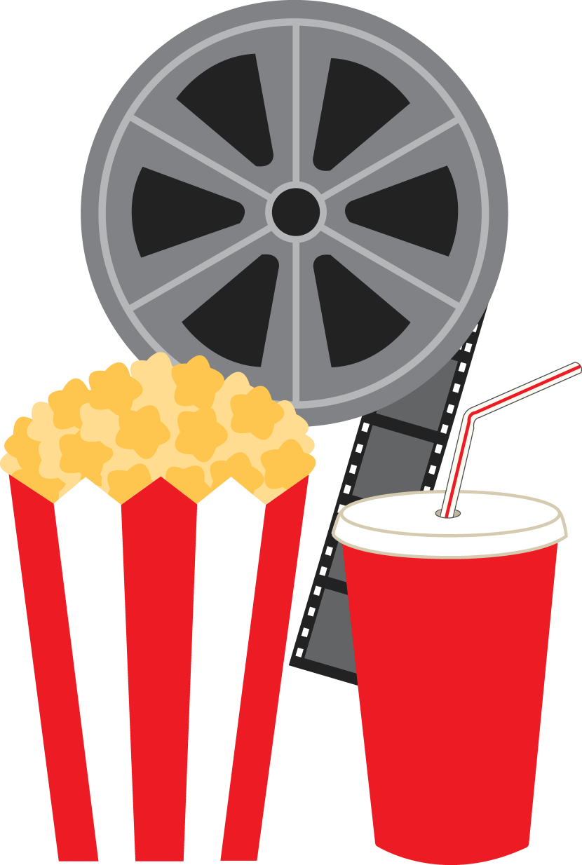hight resolution of popcorn and movie clipart free clipart image cliparts and