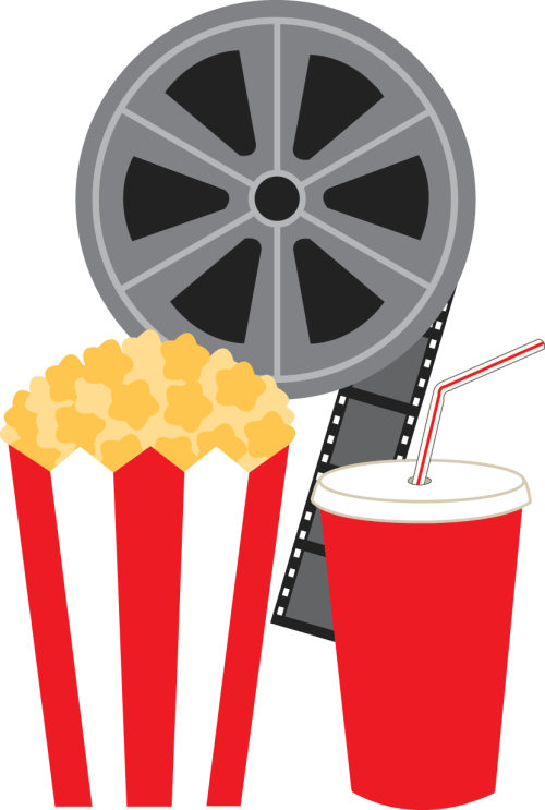 small resolution of popcorn and movie clipart free clipart image cliparts and