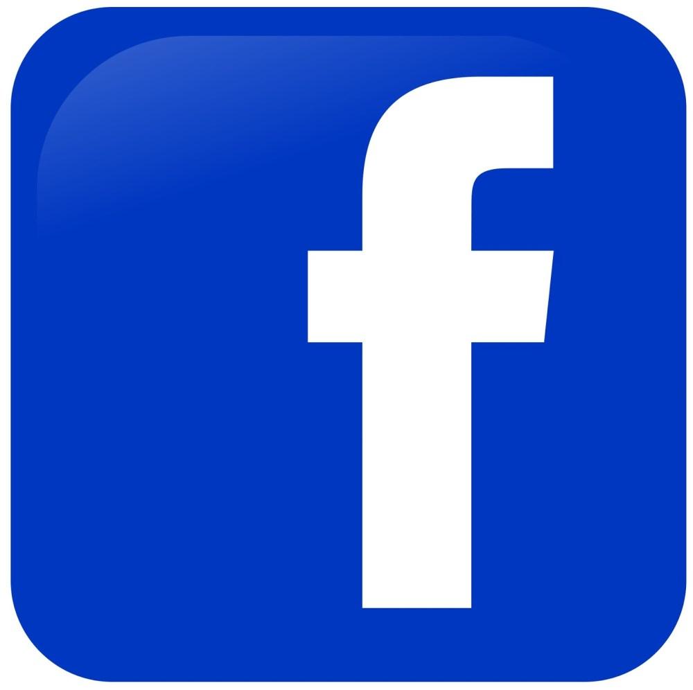 medium resolution of facebook logo vector free download