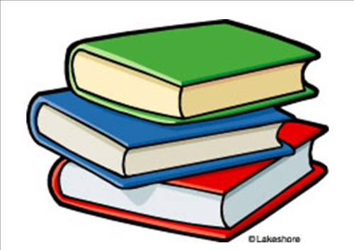 small resolution of pencil and book clipart