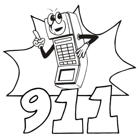 Clipart &, Design Ideas: Clipart ?» Emergency ?» 911
