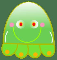 jellyfish clipart clipart [ 1969 x 2057 Pixel ]