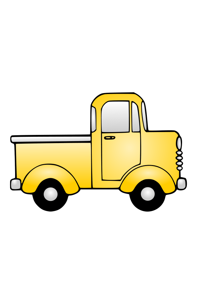 Free Truck Clipart : truck, clipart, Truck, Cliparts,, Download, Clipart, Library