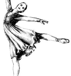 free ballet clipart [ 1703 x 2846 Pixel ]