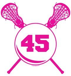 cartoon lacrosse sticks [ 1050 x 1050 Pixel ]