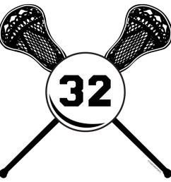 best lacrosse clipart [ 1000 x 1000 Pixel ]