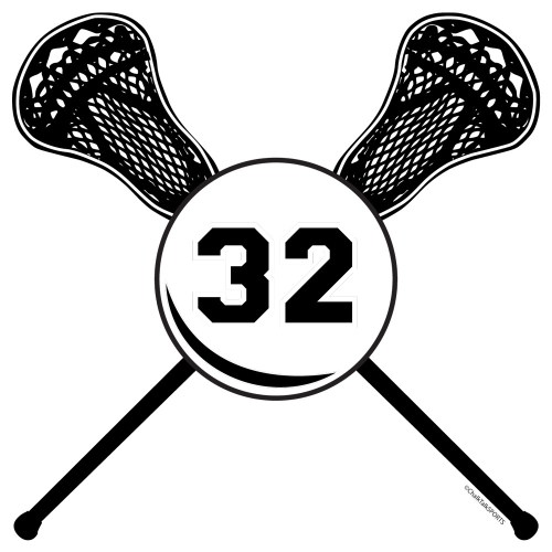 small resolution of best lacrosse clipart