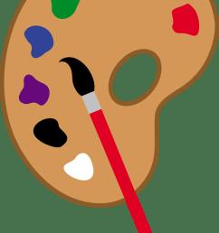 paint brush clip art [ 830 x 1330 Pixel ]