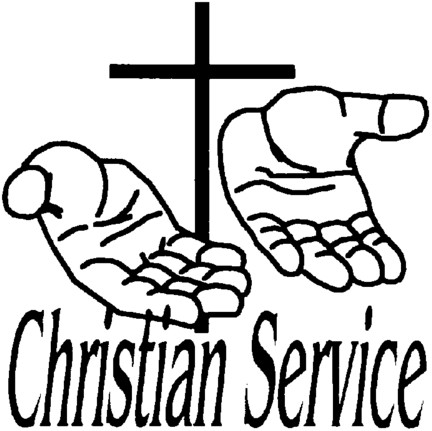 Christian Service Clipart