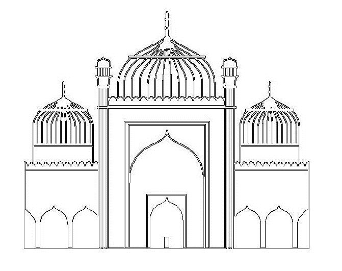 Free Mosque Cliparts, Download Free Clip Art, Free Clip