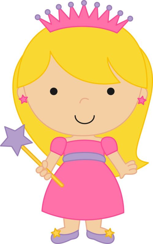 small resolution of free princess clip art image image