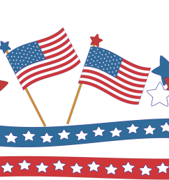 free 4th of july clipart independence day graphics 3 [ 1129 x 819 Pixel ]