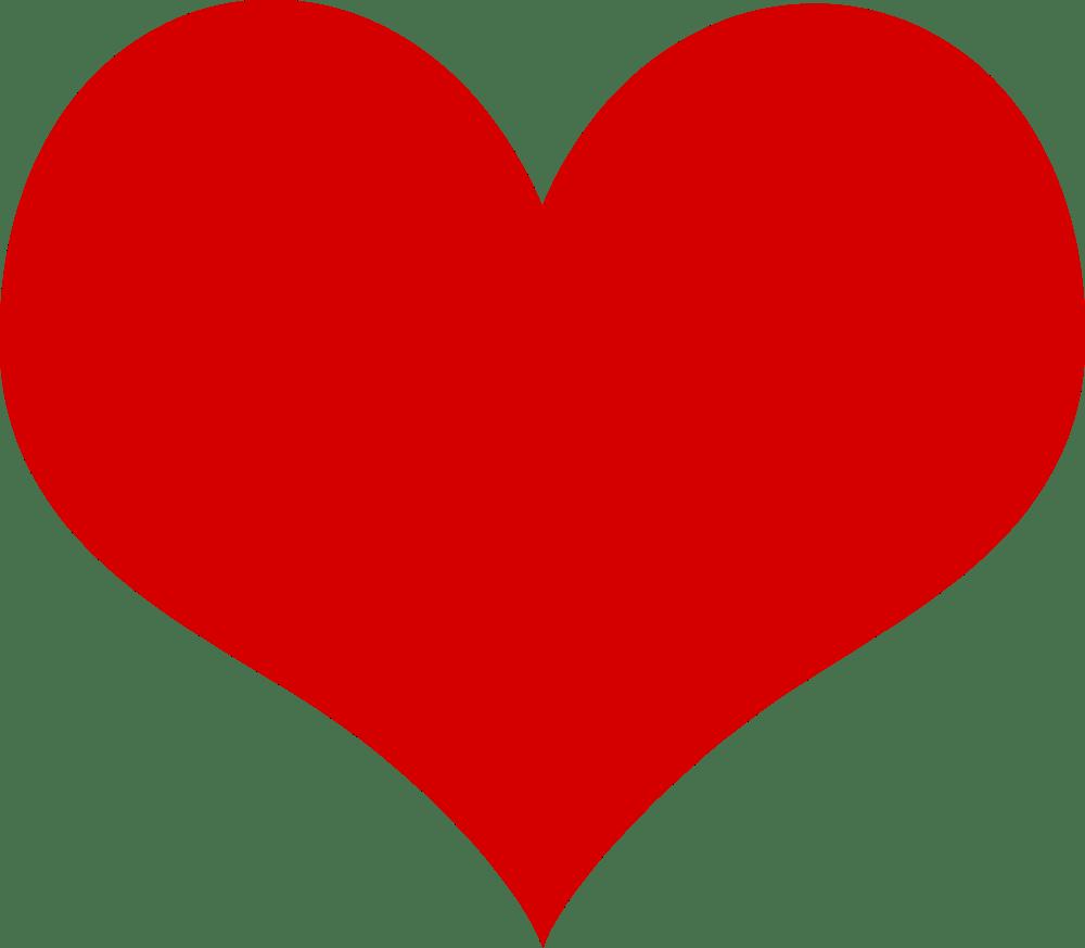 medium resolution of heart clipart