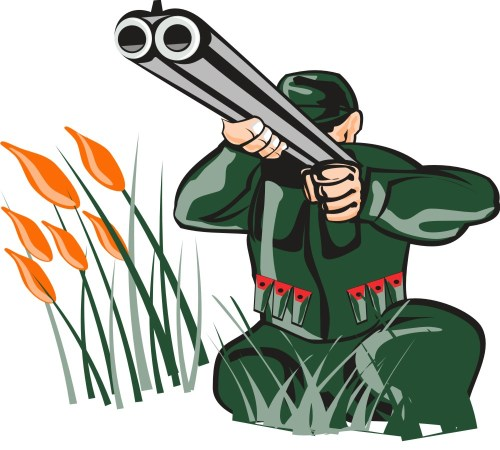 small resolution of hunting clip art