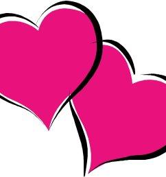 wedding heart clipart [ 1227 x 992 Pixel ]