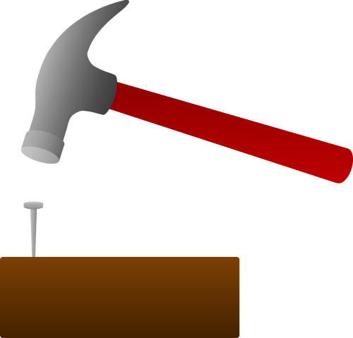 small resolution of hammer cliparts
