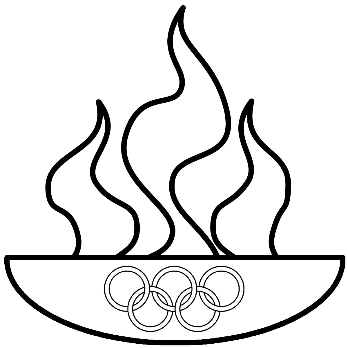 Olympic Clipart