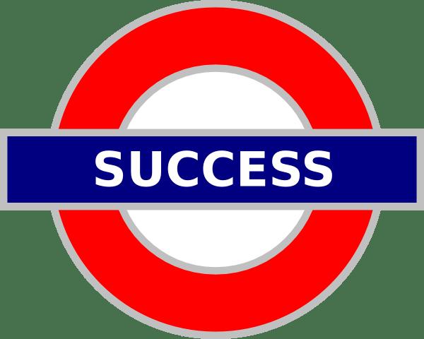 free success cliparts