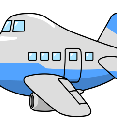 free airplane clip art pictures [ 1600 x 1200 Pixel ]