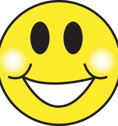 free clip art smile [ 1013 x 1013 Pixel ]
