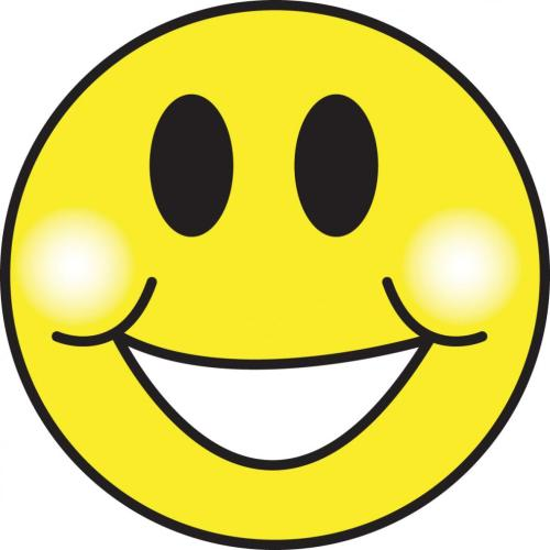 small resolution of free clip art smile