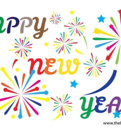 free new year clipart animated new year clip art image [ 1800 x 1200 Pixel ]