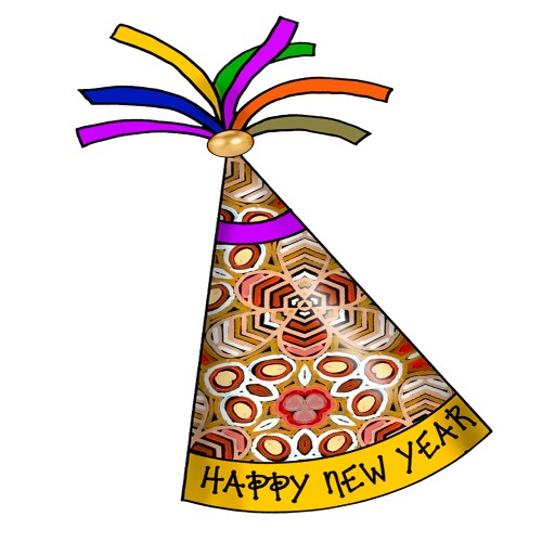 small resolution of free clip art new years