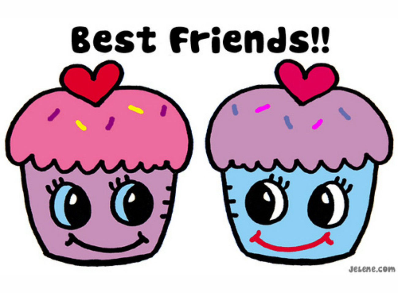 hight resolution of bff clipart
