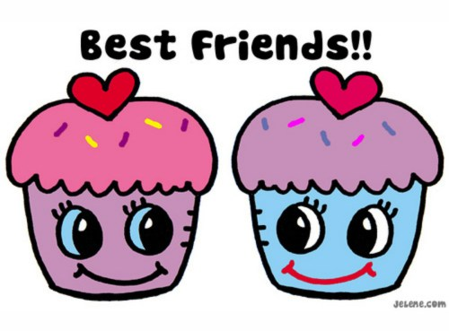 small resolution of bff clipart