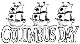 Free Columbus Day Clipart Image