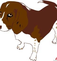 basset hound dog clipart [ 999 x 918 Pixel ]