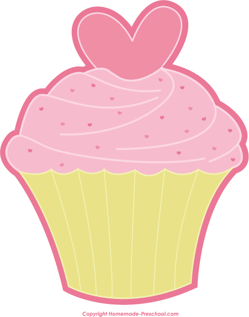 free cupcakes cliparts