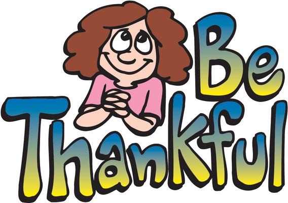 cliparts thankful