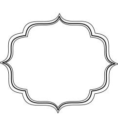 fancy frame free clipart [ 1500 x 1500 Pixel ]