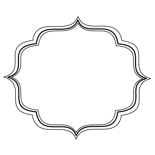 small resolution of fancy frame free clipart
