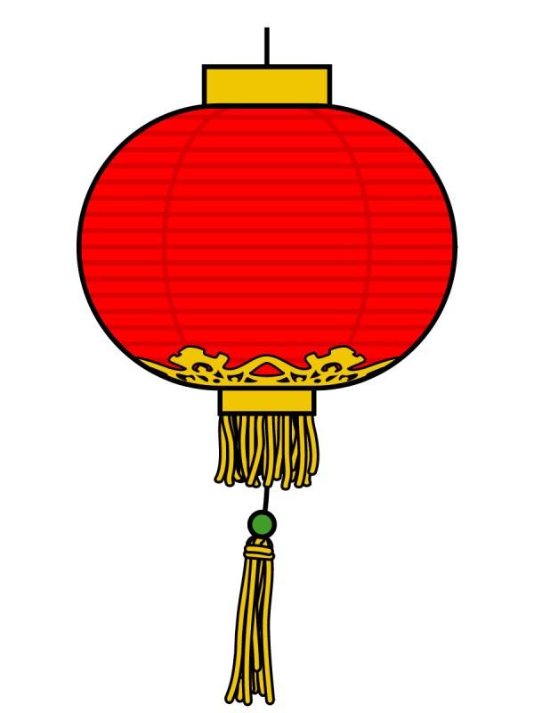 free lantern cliparts