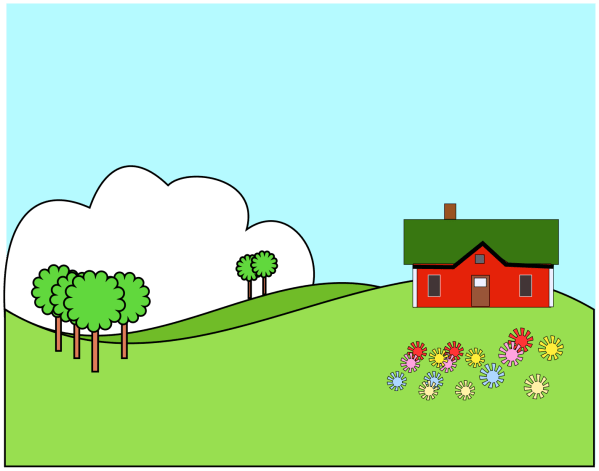 Free Landscaping Cliparts Clip Art