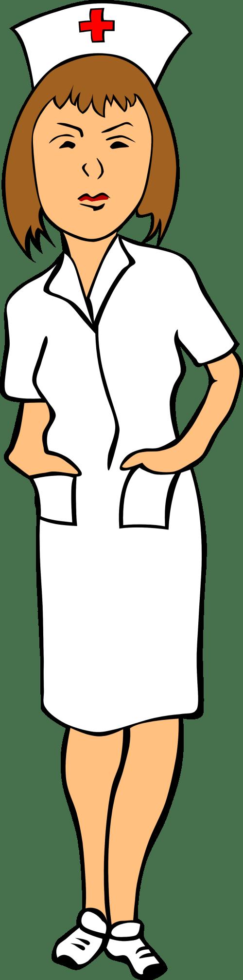 small resolution of clipart nurses