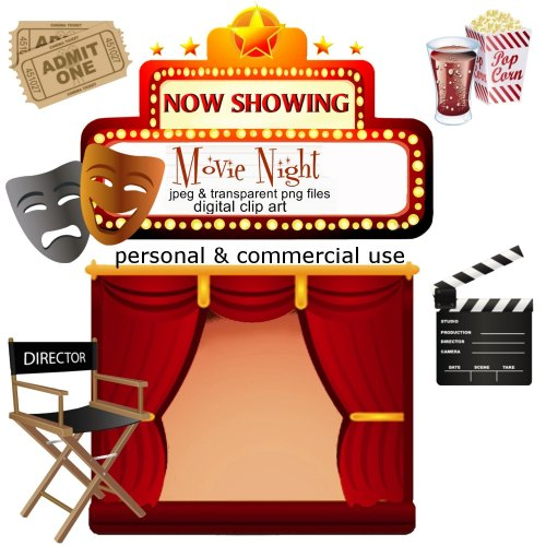 small resolution of movie ticket clipart id image