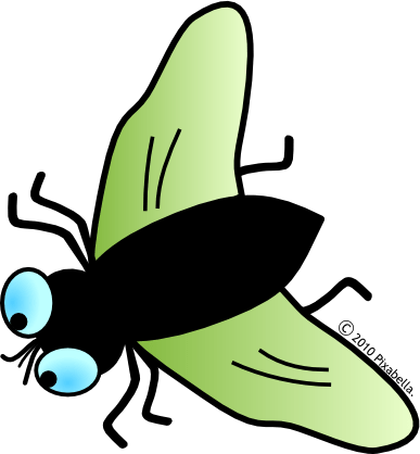 free flies cliparts