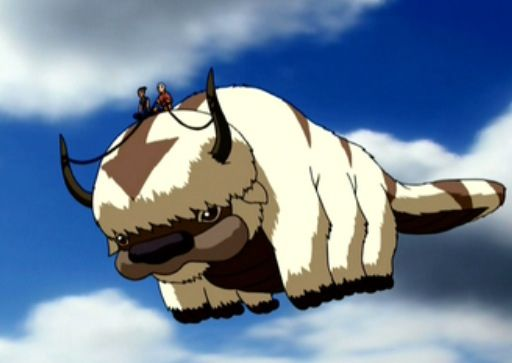 appa is a flying