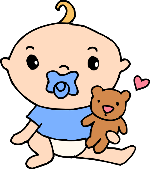small resolution of baby superhero clipart